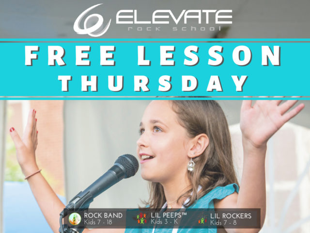 Copy of LKN Free Lesson Thursday BTS 2019 Flyer